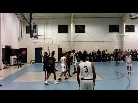Carter G Woodson School WS Boys Basketball V Winston Salem Christian 1-4-19 Final