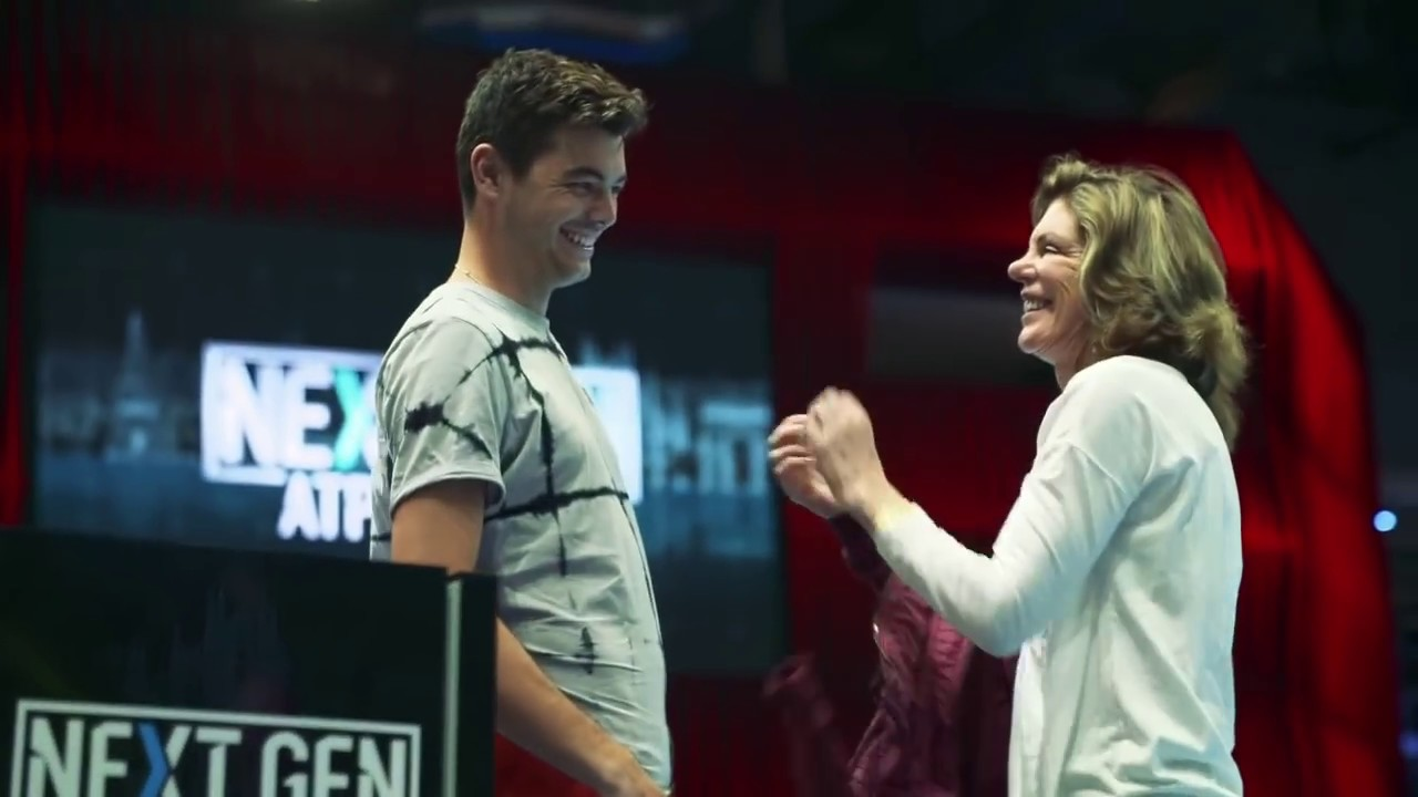Behind The Scenes With Taylor Fritz On Match Day In Milan 2018