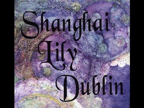 Shanghai Lily Dublin - First Samurai (Instrumental - Graphic Art Video)