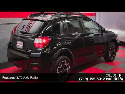 2014 Subaru Xv Crosstrek Limited Autosource Motors