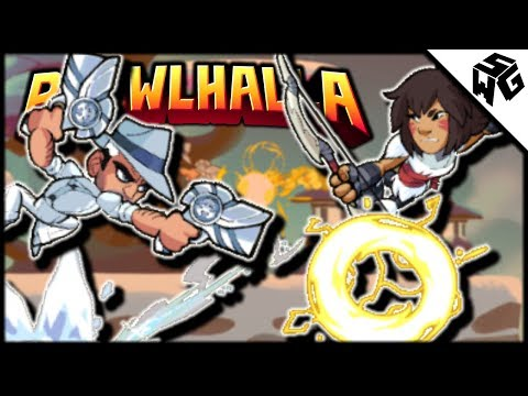 Diamond Ranked Cross 1v1's - Brawlhalla Gameplay :: Losing Streak Continues! Ugh..