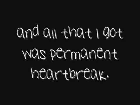The Friday Night Boys - Permanent Heartbreak