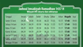 Download Video JADWAL IMSAKIYAH week 2 DKI MP3 3GP MP4