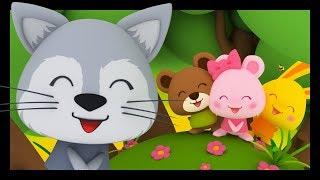 Promenons-nous dans les bois - Comptines et chansons pour les enfants - Titounis
