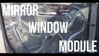 Suzuki Vitara 2016 MY automatic window/mirror module  PART 1/2
