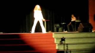 BHC Night of the stars 2009 Amanda.