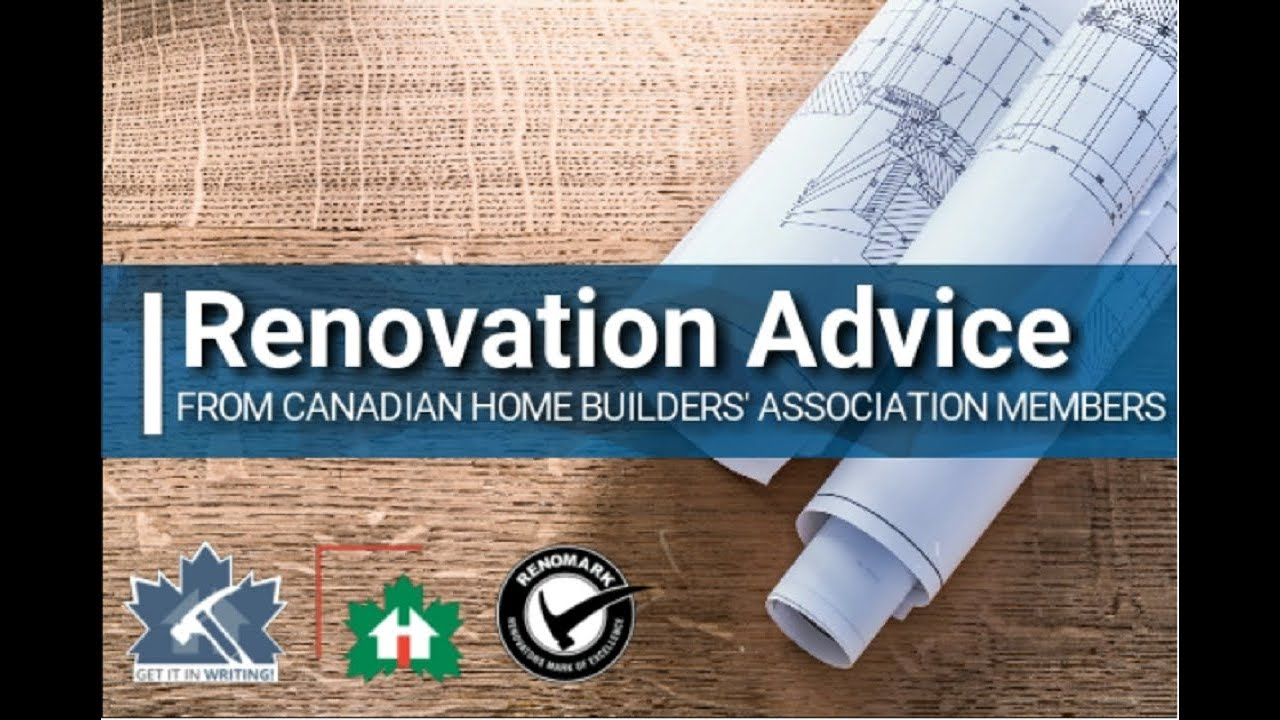 Renovation Advice with Peder Madsen - YouTube