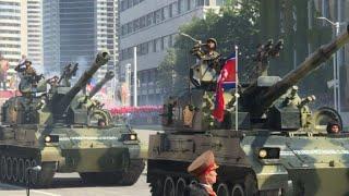 North Korea holds 70th anniversary parade
