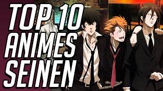 Los 10 Mejores Animes Seinen