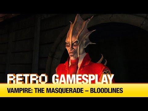 Čtenářský Retro GamesPlay: Vampire: The Masquerade – Bloodlines