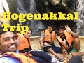Hogenakkal Boat Coracle Ride | Swimming | Meeting People On The Rock | India Travel Vlog