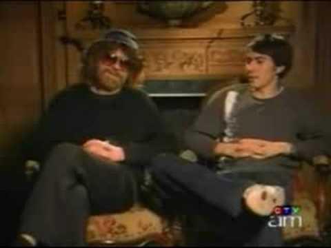 Jeff Lynne & Dhani Harrison interview Part one