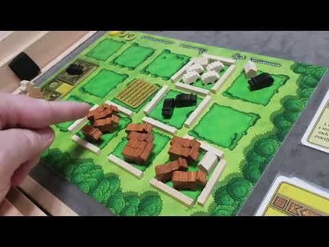 Agricola: How to Play