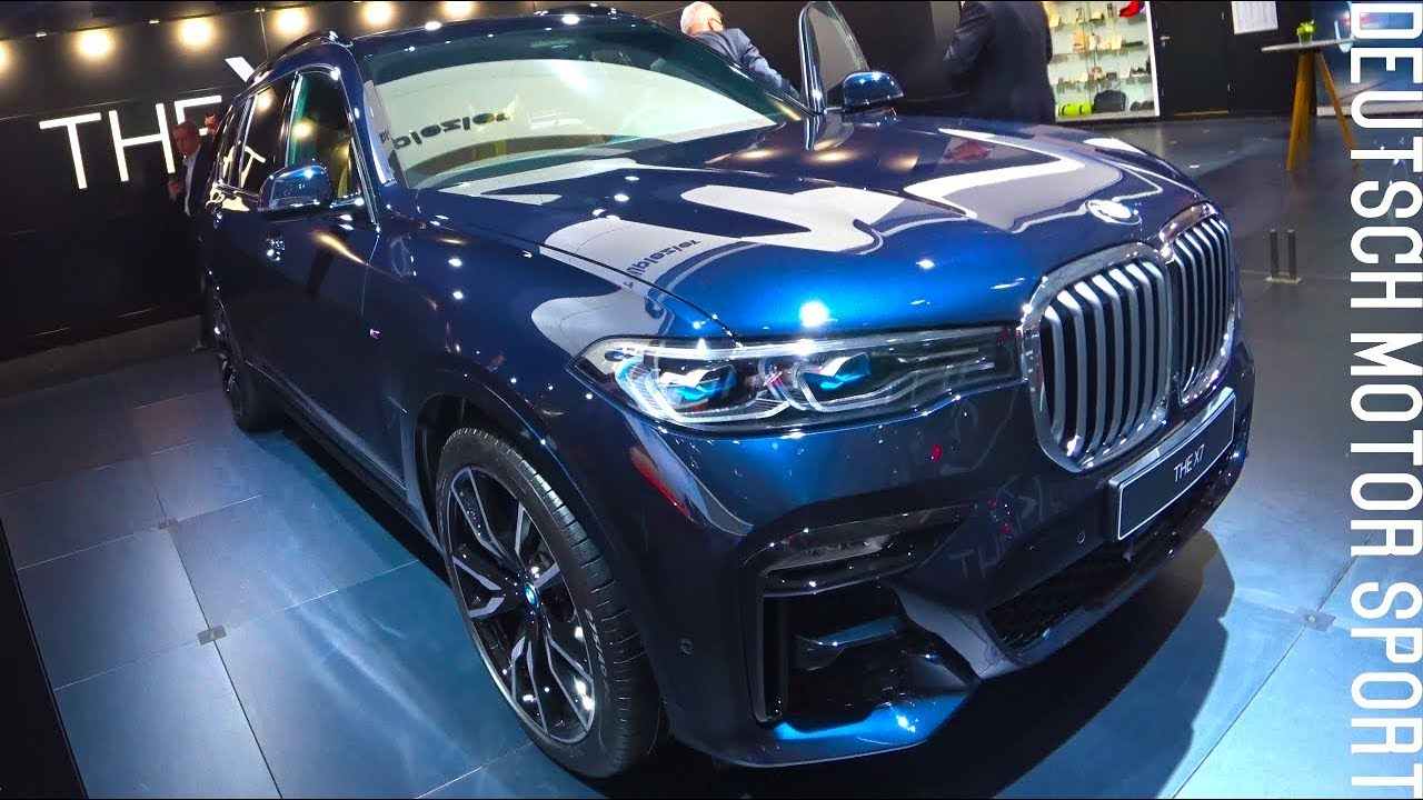 2019 Bmw X7 30d Xdrive Full Exterior And Interior Review