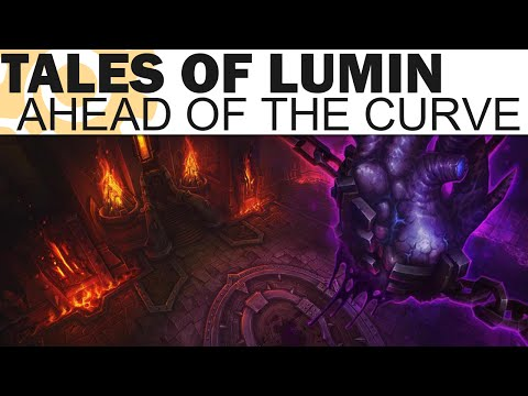 (Almost) Ahead of the Curve - Tales of Lumin