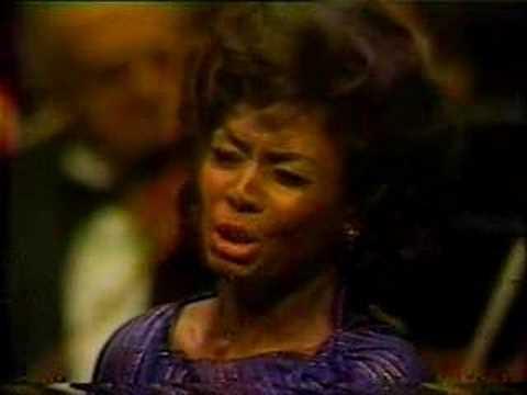 Shirley Verrett sings Isolde's Liebestod in 1977