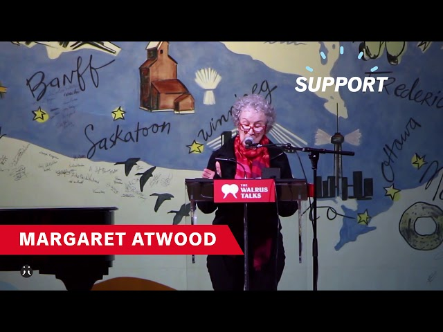 4. Read More: Margaret Atwood