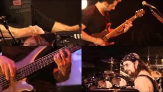 "Dream Theater Instrumedley multi display full version - ""The Dance of Instrumentals"""