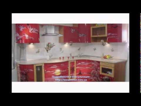 Стильные кухни на заказ фото
