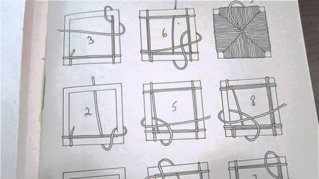 HOW TO Weave A Ladder Back Chair