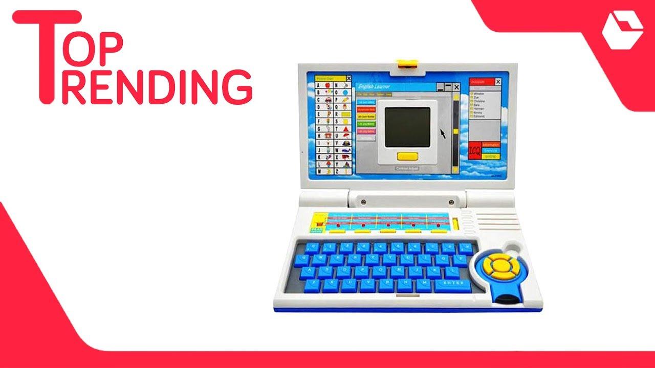 PraSid English Learner Laptop - 20 Activities - YouTube