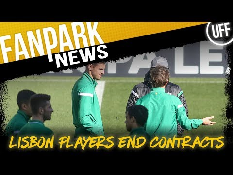 Sporting Lisbon Players | Griezmann's Future | New Real Madrid Manager - FanPark News