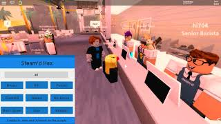 Roblox Exploiting #76 - DESTROYING THE CAFE