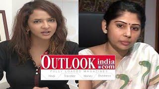 Manchu Lakshmi Fires On Out Look Magazine || Smita Sabharwal || Telangana IAS Officer