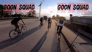 FIXIE GOON SQUAD - FIXED GEAR ATLANTA
