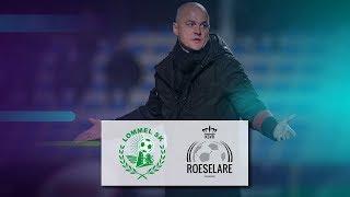 Highlights NL / Lommel - Roeselare (15/12/2018)