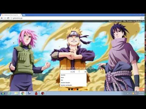 Download Anime Episodes in Zip Format