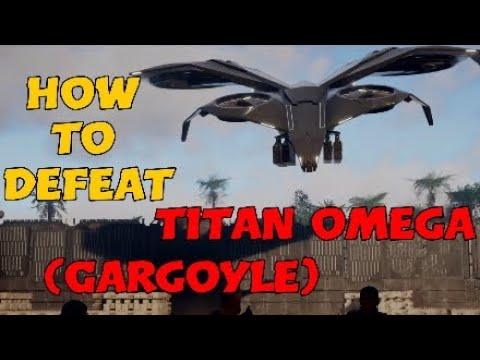 HOW TO DEFEAT TITAN OMEGA (GARGOYLE) - Ghost Recon Breakpoint RAID GUIDE #Breakpoint #Raid #Gargoyle