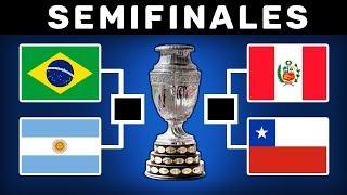 Semifinales Copa America 2019 - PRONOSTICO FINAL