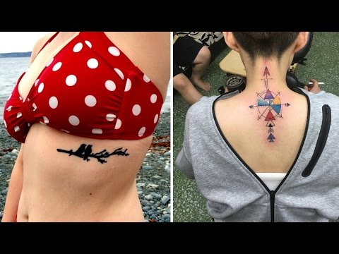 10 Cute Tattoo Ideas For Girls