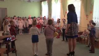 Відкрите заняття з англійської мови  ДНЗ №1 м. Новояворівськ