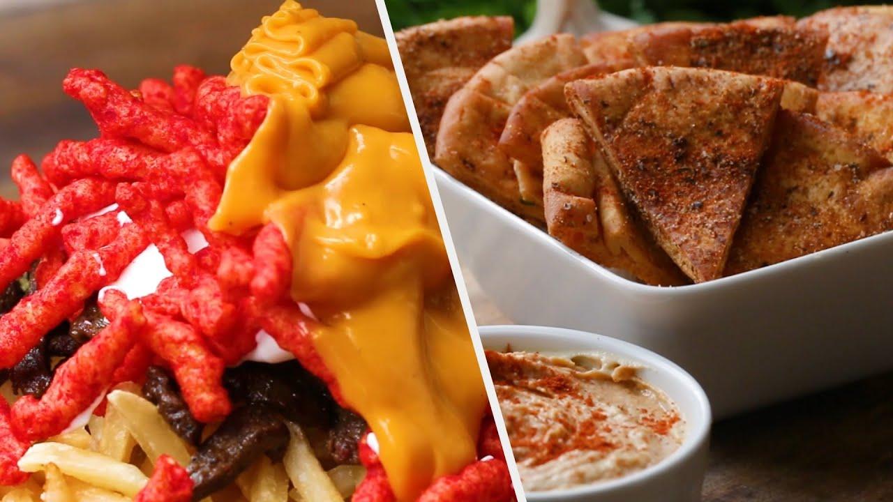 6 Deliciously Spicy Snack Recipes • Tasty