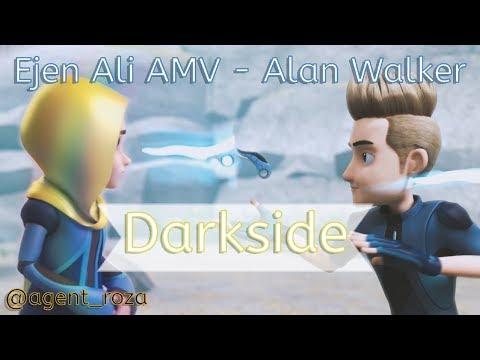 Ejen Ali AMV - Alan Walker - Darkside