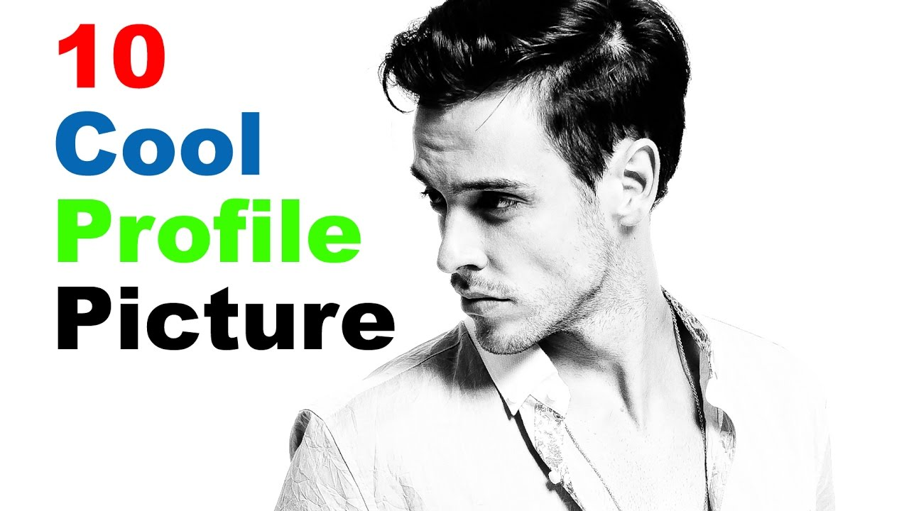 cool poses for profile pictures