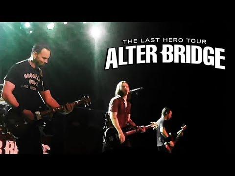 Alter Bridge: The Last Hero Tour - Madrid (Sala La Riviera)