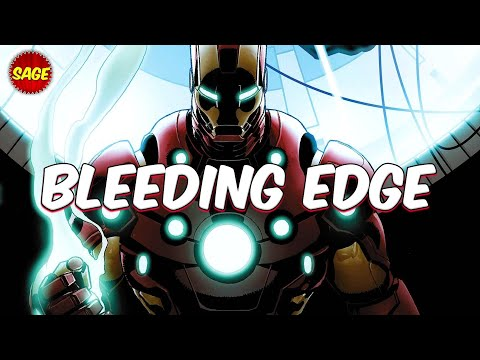 "Who is Marvel's ""Bleeding Edge"" Iron Man? Arguably Tony's Best Suit"