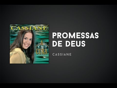 cassiane promessas de deus
