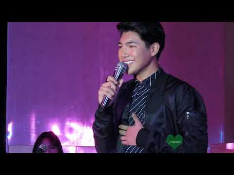 Darren Espanto - Stuck | Thunderbird Rizal