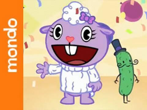 Happy Tree Friends - WINNER - Lammy and Mr. Pickels