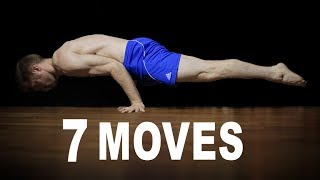 7 Impressive Bodyweight Moves Anyone Can Learn (For Beginners)