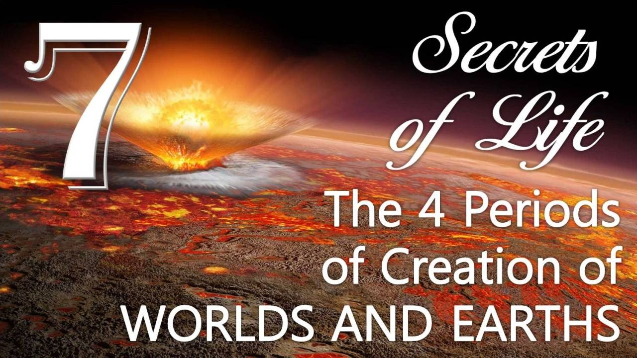 The 4 Periods of Creation... The Creator explains ❤️ Secrets of Life thru Gottfried Mayerhofer
