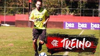 Léo Duarte se despede do Flamengo