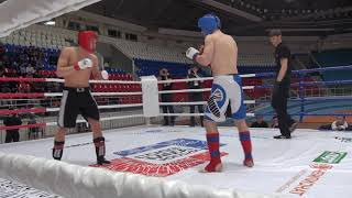 Гуляев Гаврил (Республика Саха (Якутия)) против Красавин Юлиан (Сахалинская область)