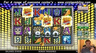 Online Slot Bonus Compilation! Danger, Rainbow jackpots, Reel king & more!
