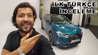 DS3 Crossback'i Paris'te inceledim! Vlog#50