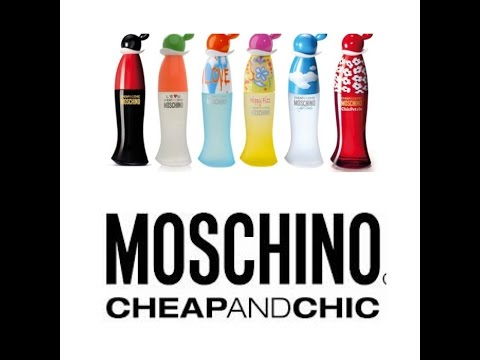 S3E9 Все ароматы Moschino Cheap And Chic